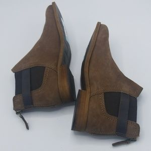 Franco Sarto Shoes - Franco Sarto suede ankle boots